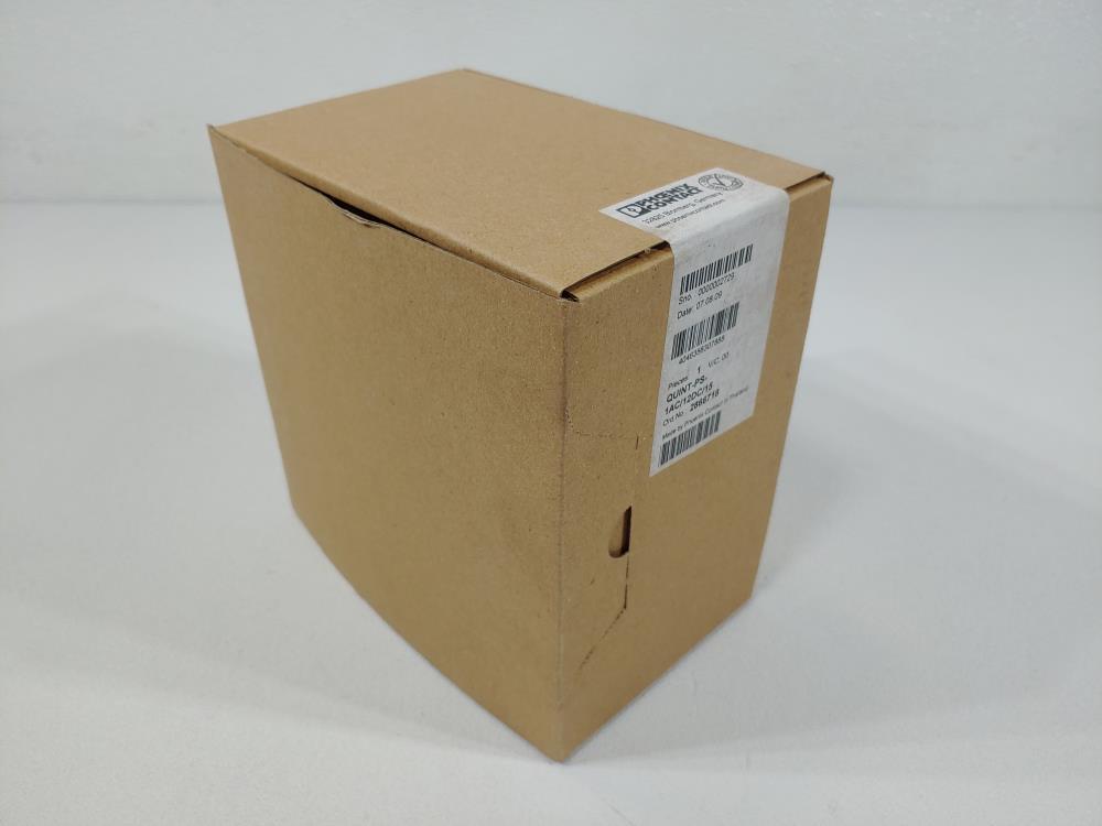 Phoenix Contact Power Supply Model QUINT-PS-1AC/12DC/15