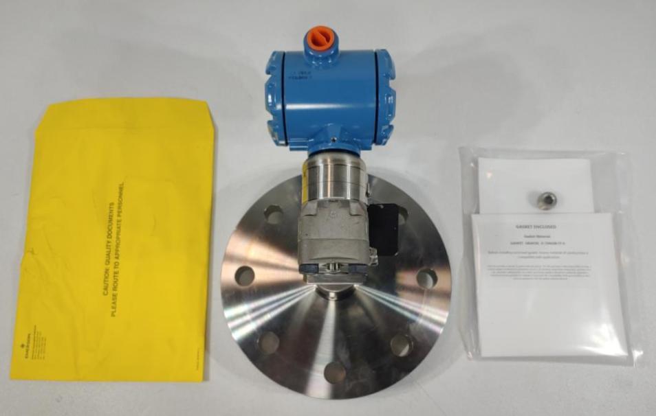 """Rosemount 4"""" 300# 316SS Smart Pressure Transmitter 3051SAL1CG3A"""