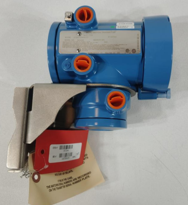Micro Motion 2700 Multiple Variable Flow Transmitter Model 2700R12BBAEZZX