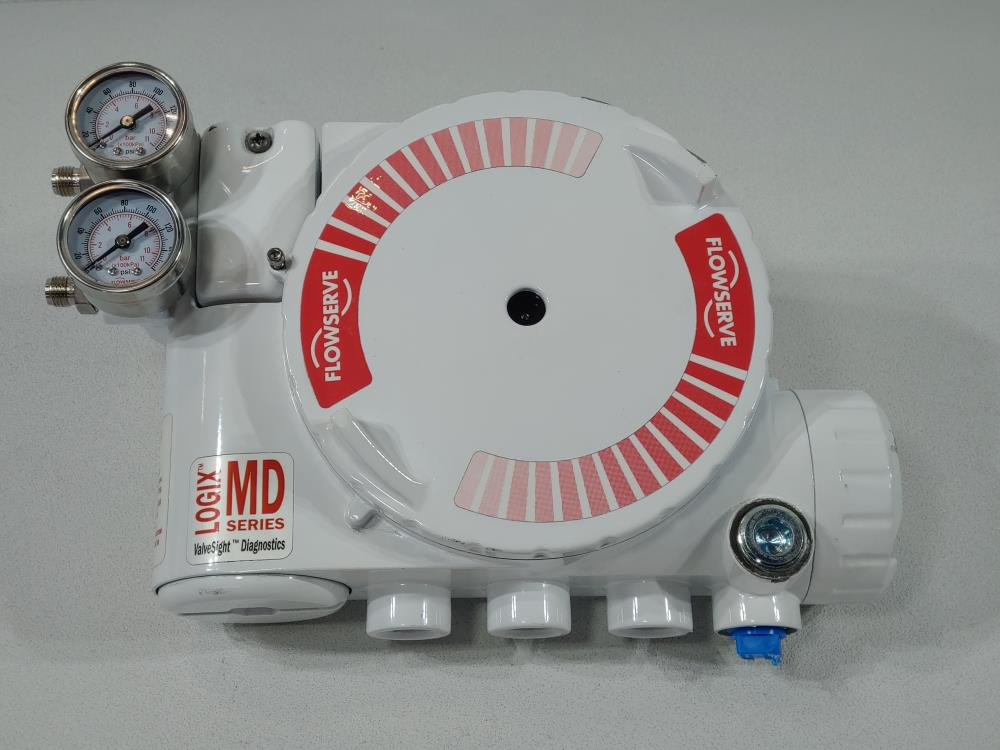 Flowserve Logix 3200MD Digital Positioner 3200MD-10-D6-E-04-40-0G-00