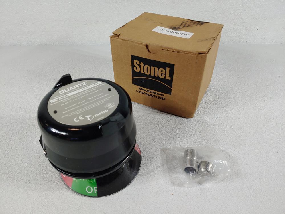 StoneL Quartz Proximity Valve Position Sensor QX2VB02SDM