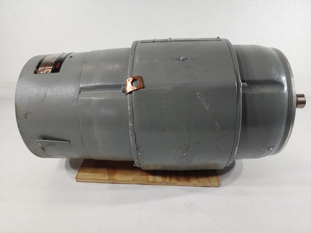 Reuland 5 / 2.5 HP Electric Motor with Magnetic Brake Product# 0050C-1BEB-0110