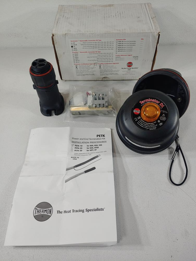 Thermon Terminator DL PETK Power and End Termination Kit DP279447