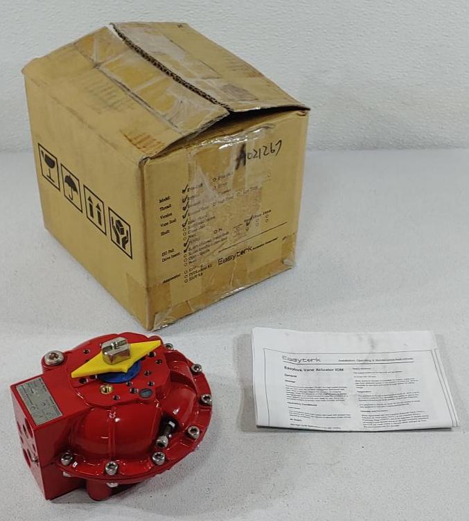 Easytork Double Acting Vane Actuator Model# EVA-0309