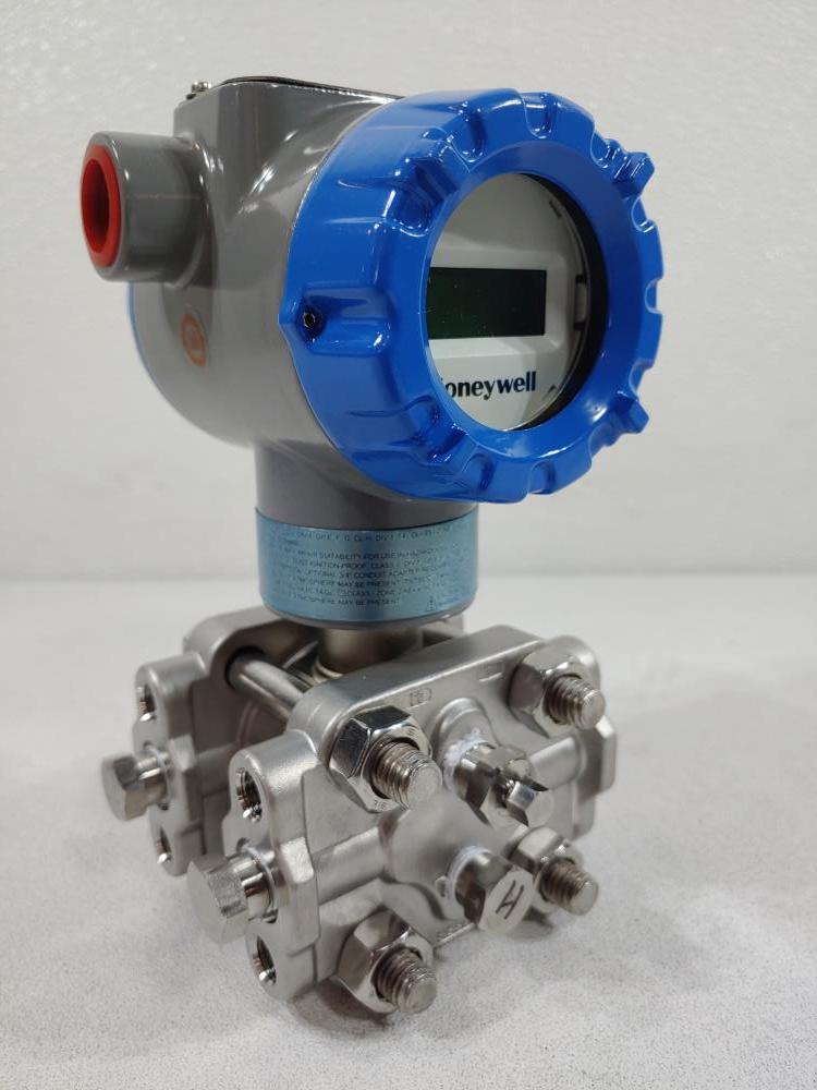 Honeywell STD700 SmartLine Differential Pressure Transmitter STD730-E1AS6AS