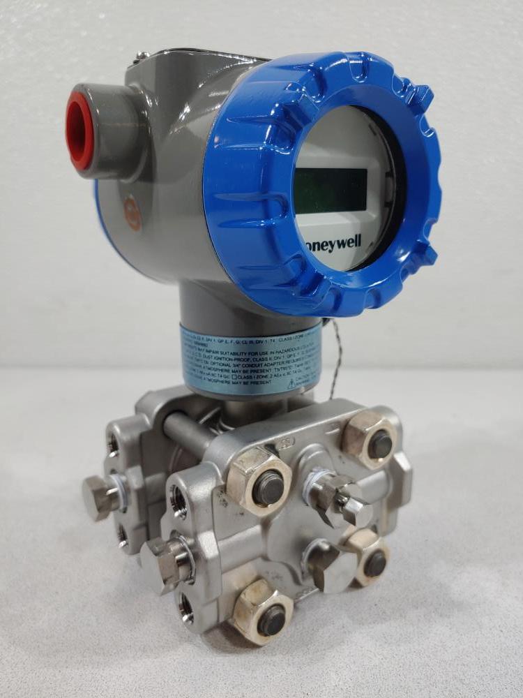Honeywell STD700 SmartLine Differential Pressure Transmitter STD720-E1AN6AS