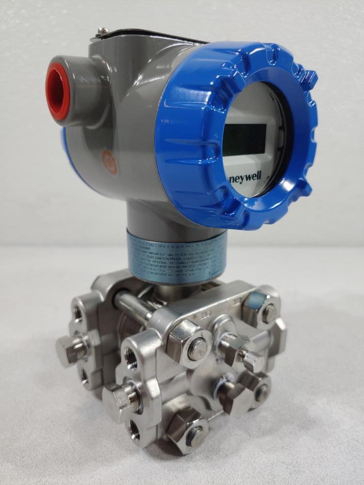 Honeywell STD700 SmartLine Differential Pressure Transmitter STD720-E1SN6AS