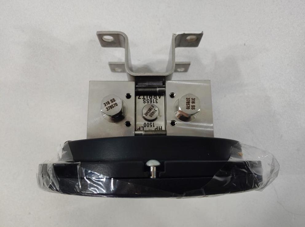 Abbitz 50-0-50 PSI Differential Pressure Indicator/Gauge Model 338C