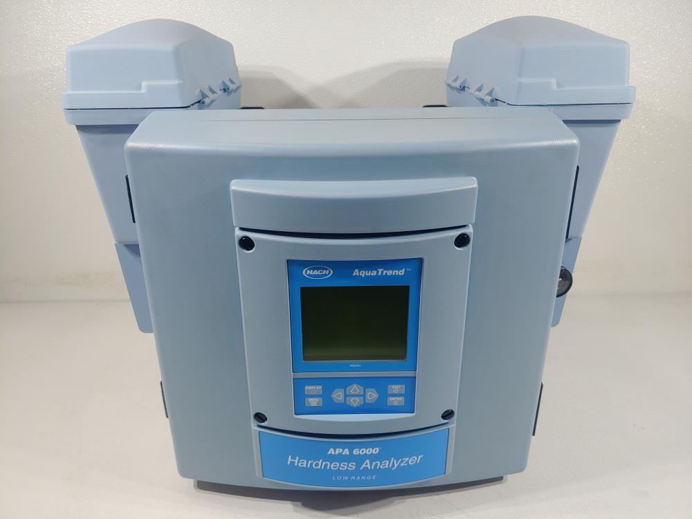 HACH APA 6000 Low Range Hardness Process Analyzer Part# 51002-60