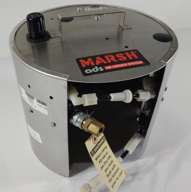 Marsh ADS Air Driven System Pump Assembly 26287