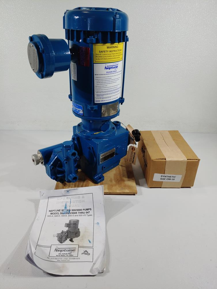 Neptune Proportioning Pump 5005-S-N3-FA-100744
