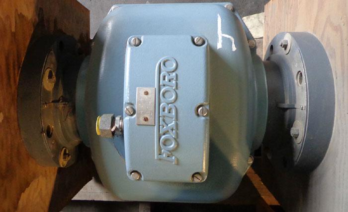 "FOXBORO 4"" M2800 SERIES MAGNETIC FLOW TUBE 2806-KARA-05"