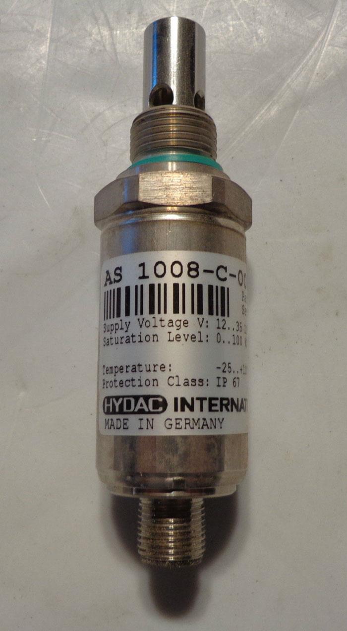 HYDAC AS1000 AQUA SENSOR AS 1008-C-000