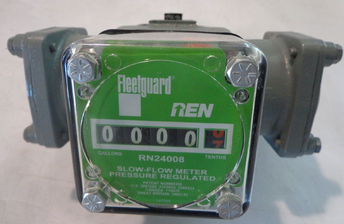 FLEETGUARD SLOW FLOW METER RN24008