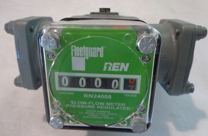 FLEETGUARD SLOW FLOW METER RN24008