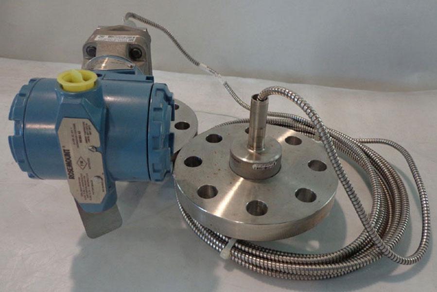 ROSEMOUNT SMART PRESSURE TRANSMITTER - MODEL 3051L - USED CLEAN