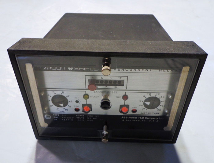 ABB OVERCURRENT RELAY TYPE 51Y