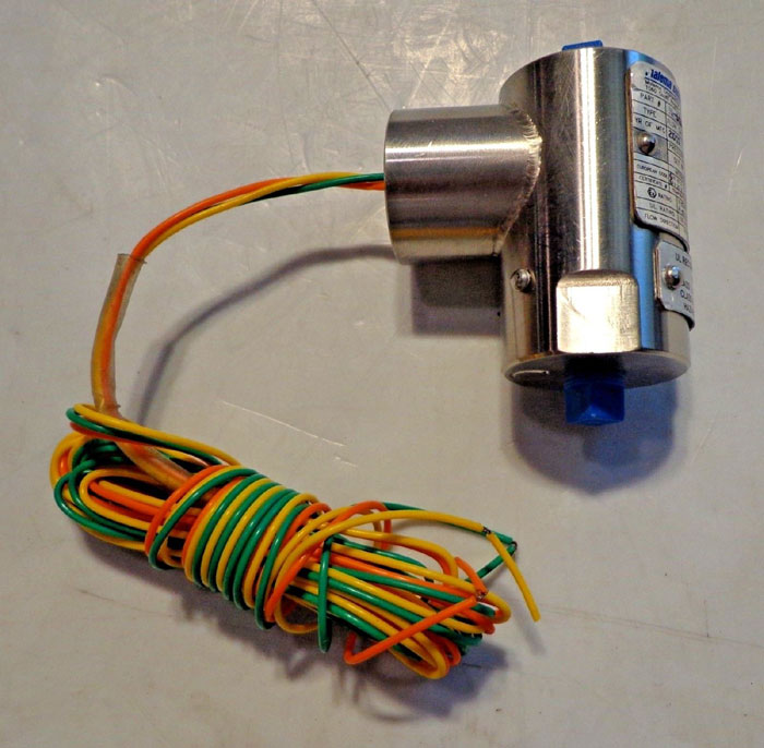 MALEMA SENSORS EXPLOSION PROOF FLOW SWITCH M-50X-S13-02-027