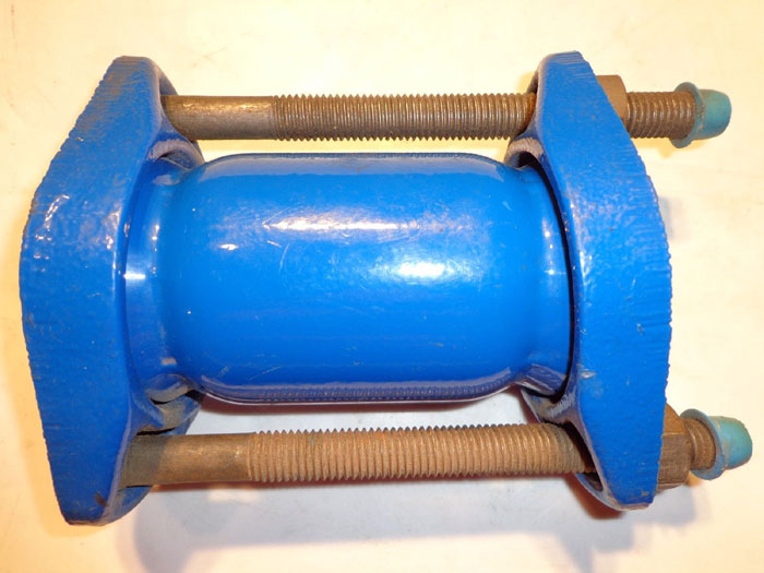 "LOT OF (2) SMITH-BLAIR 400 SERIES 1"" COUPLINGS"