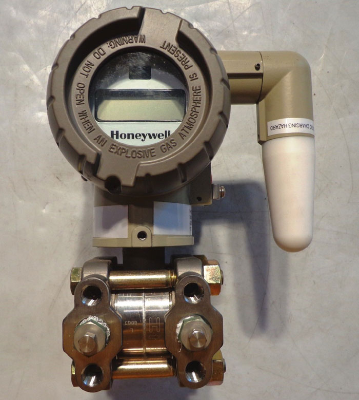 HONEYWELL XYR6000 WIRELESS PRESSURE TRANSMITTER
