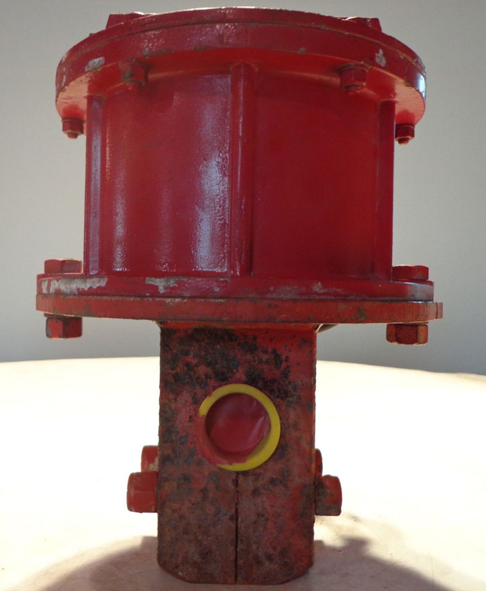 FMC SYNTRON MAGNETIC VIBRATOR V-50-D1