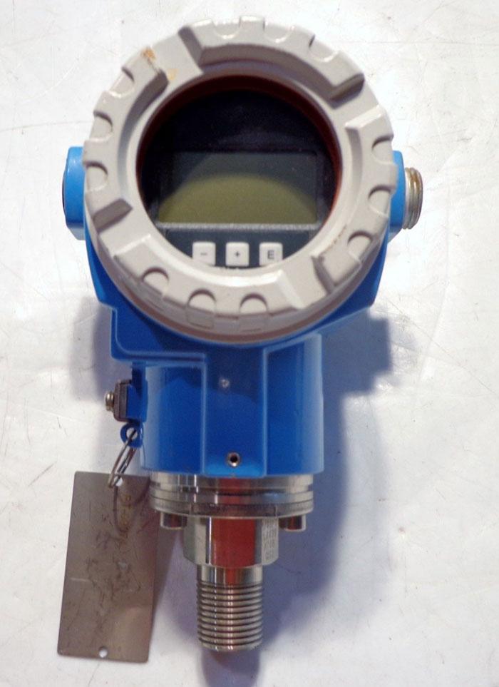 ENDRESS & HAUSER CERABAR S PRESSURE TRANSMITTER PMC71-RBC1CBRAAAU