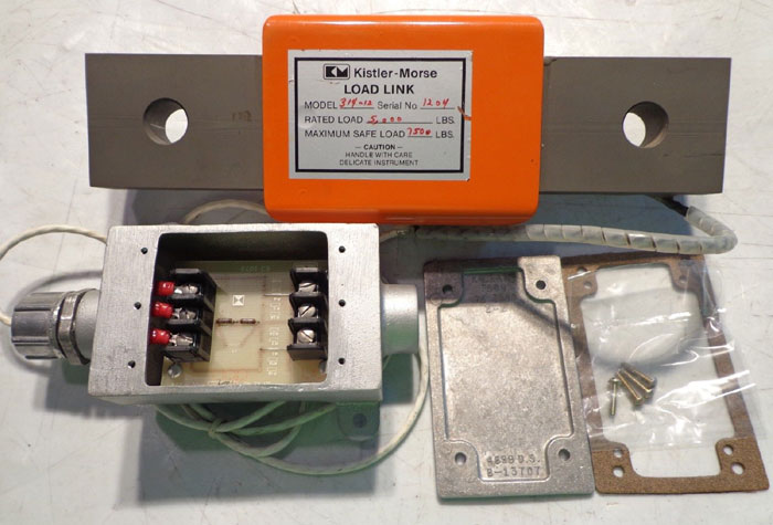KISTLER-MORSE 314-12 LOAD LINK 5,000 LB. RATED