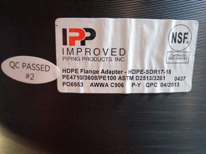 LOT OF (8) IPP 18