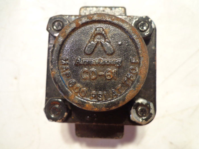 ARMSTRONG CONTROL DISC STEAM TRAP CD-61