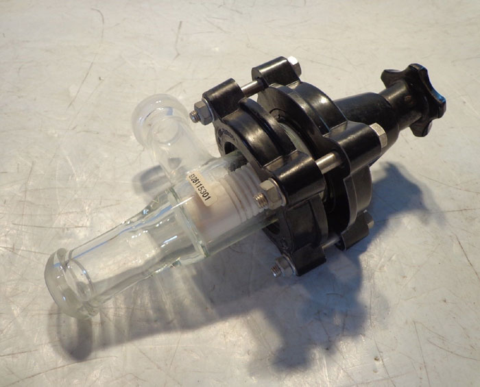 SCHOTT DURAN GLASS VESSEL 6076-11, VS25, VS28