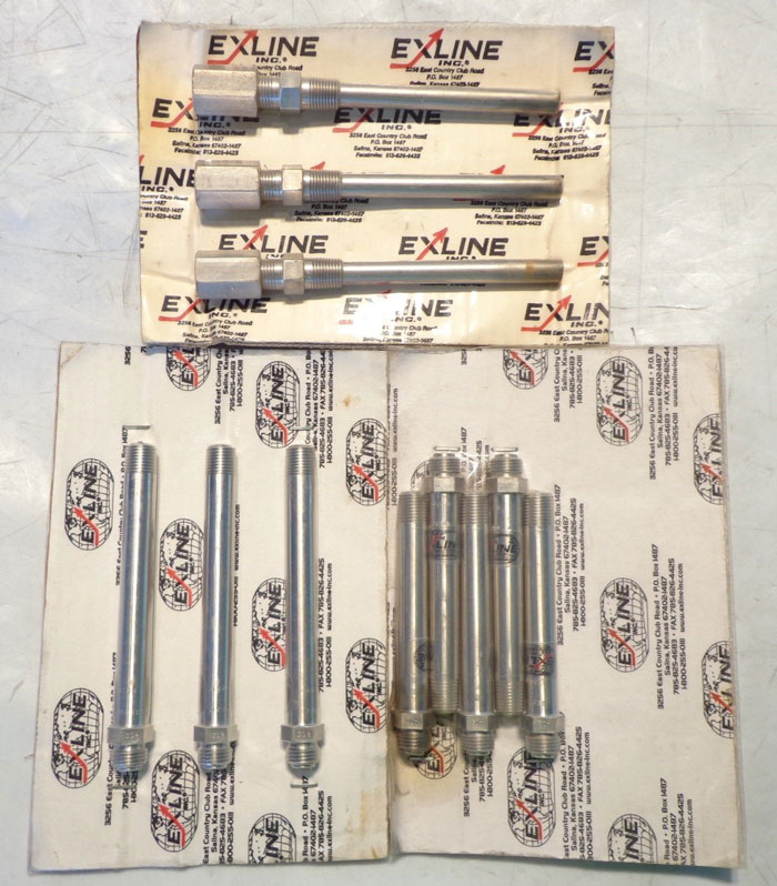 LOT OF EXLINE INC SENSORS