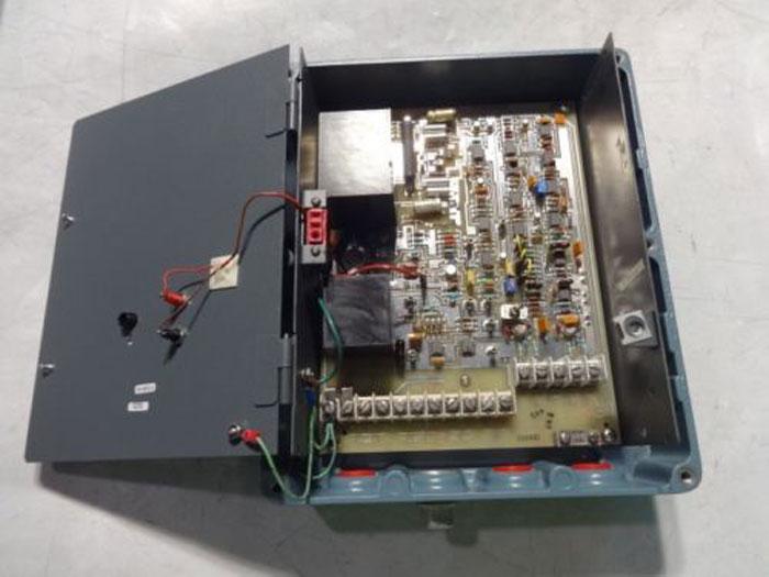 FOXBORO MAGNETIC FLOW TRANSMITTER E96S-IA-CS-E/FN-A
