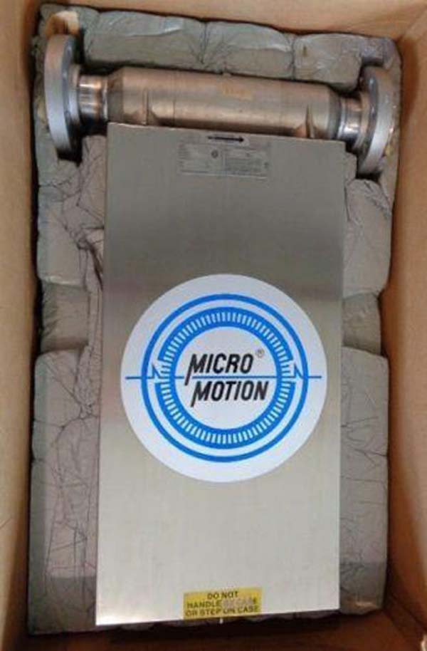 MICRO MOTION D-SERIES MASS FLOW SENSOR - DS300H204
