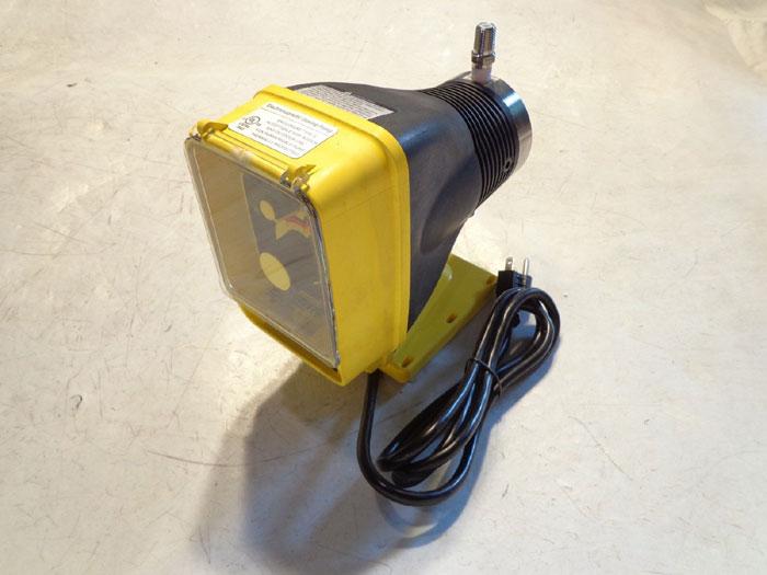 LMI MILTON ROY ELECTROMAGNETIC DOSING PUMP AA181-297