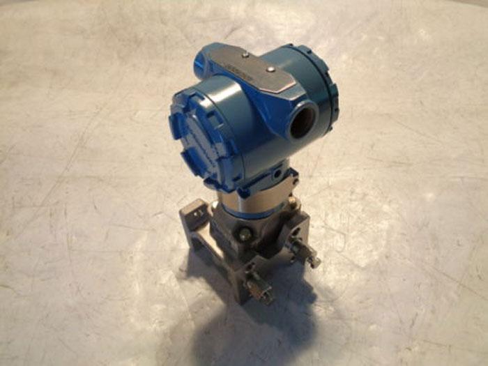 ROSEMOUNT SMART PRESSURE TRANSMITTER 3051CD1A02A1AH2B7