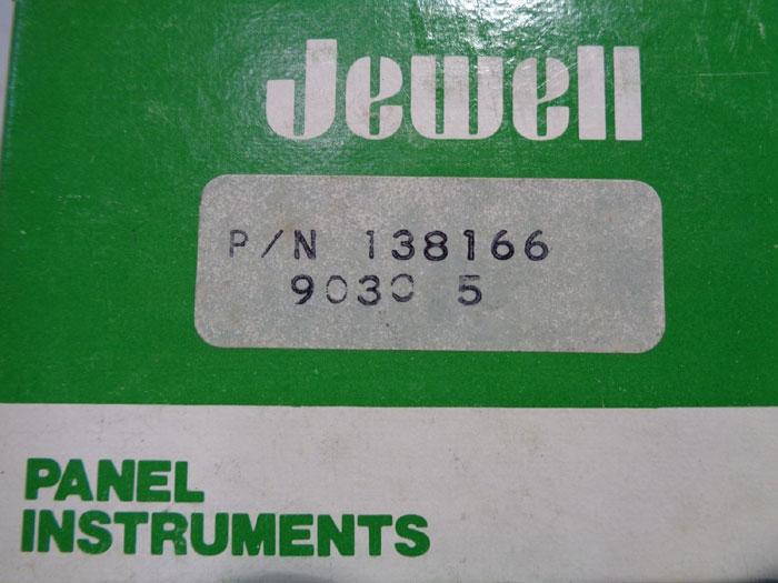 JEWELL HONEYWELL MICRO-AMMETER, PART#: 138166