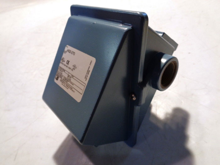 UNITED ELECTRIC PRESSURE CONTROL J402-270