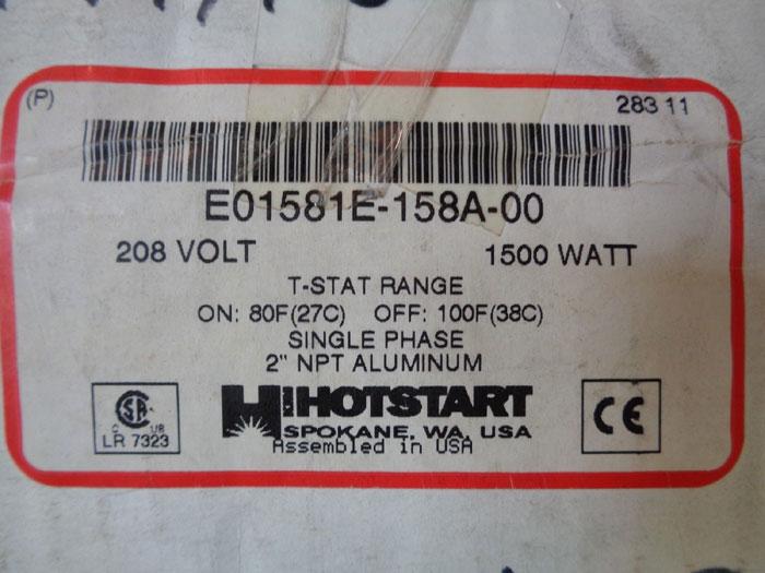 HOTSTART IMMERSION HEATER #E010C1E-108A-00