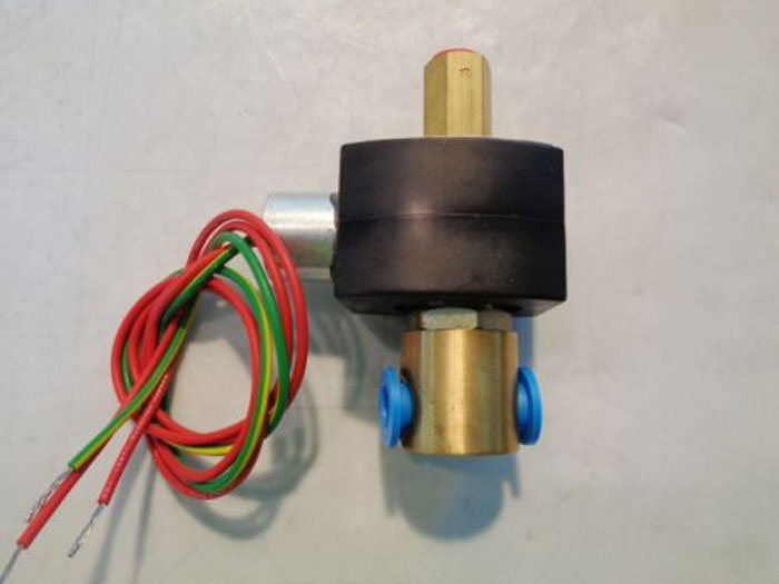 ASCO RED HAT 2-WAY SOLENOID VALVE EF8314G7  EF8007G1