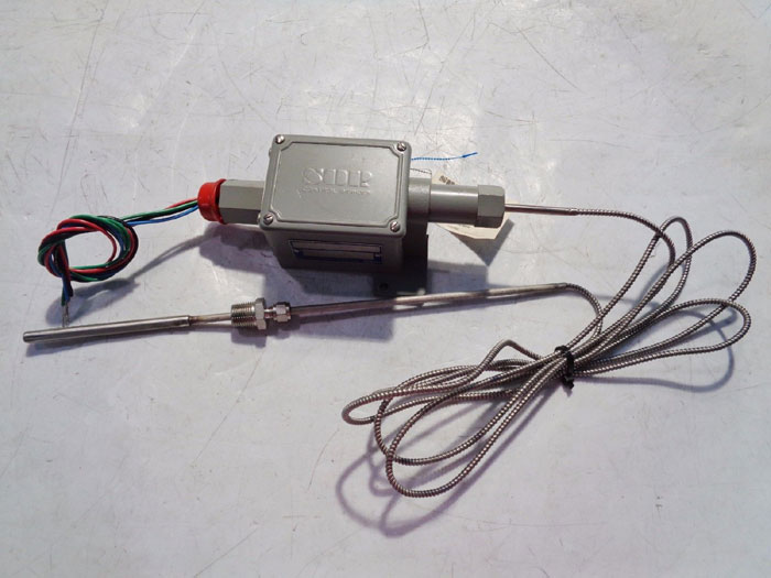 SOR TEMPERATURE SWITCH 205BA-KB125-U9-C7A-TT