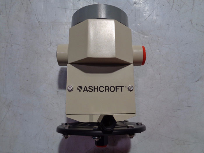 ASHCROFT P SERIES PRESSURE SWITCH