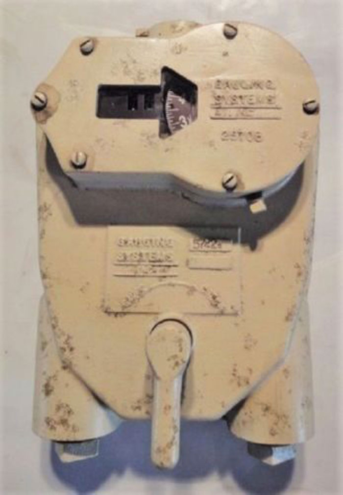 GAUGING SYSTEMS INC AUTOMATIC TANK GAUGE w/ FLOAT
