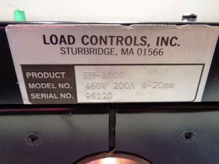 LOAD CONTROLS POWER CELL PH-1000