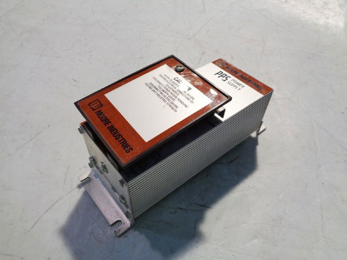 MOORE PPS POWER SUPPLY PPS/24DC/200MA/117AC