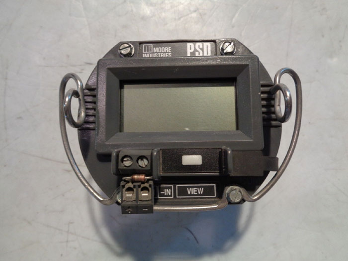 MOORE PSD PROGRAMMABLE DISPLAY PSD/4-20MA/PRG/2.3VLP-LMD [HP]
