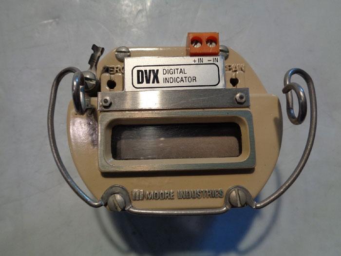 MOORE DVX DIGITAL INDICATOR DVX/4-20MA/0.0-100.0%/2.5VLP [HP]