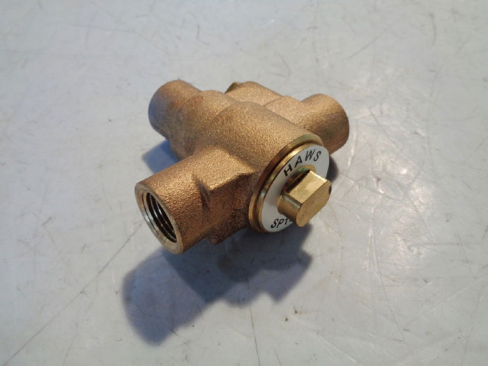 "HAWS 1/2"" SCALD PROTECTION VALVE SP157B"