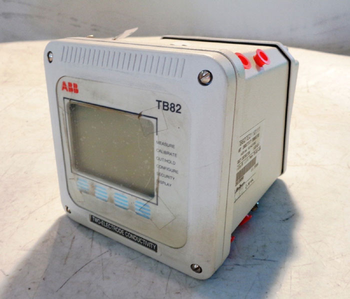 ABB TB82 TWO-ELECTRODE CONDUCTIVITY TRANSMITTER TB82TE2110111