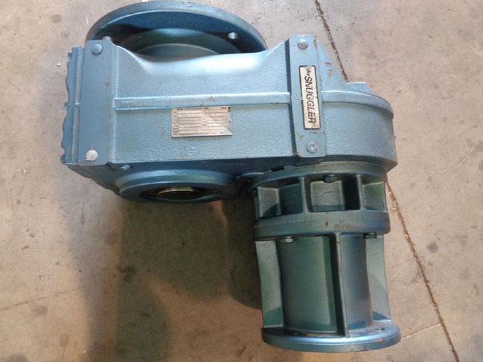 SEW EURO DRIVE SNUGGLER GEAR BOX, TYPE: FAF87LP256-KS