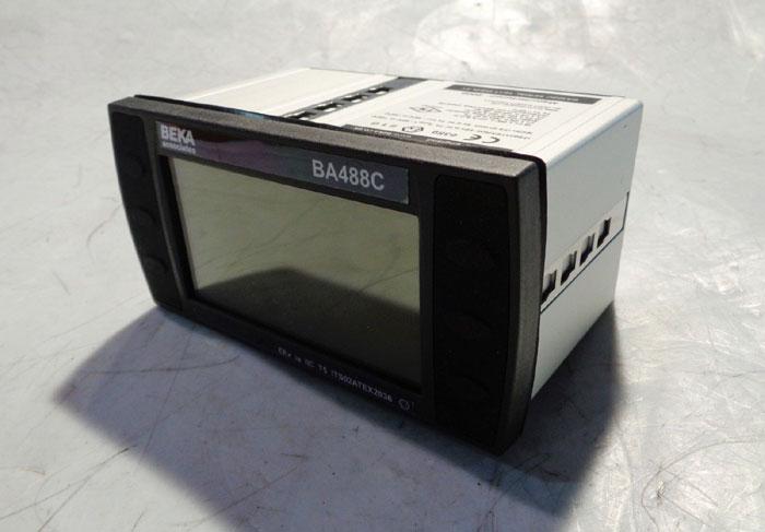 BEKA SERIAL TEXT DISPLAY BA488C